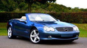 Mercedes-Benz car shipping