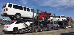 North Dakota car shipping