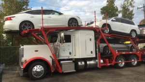 Oregon car shipping