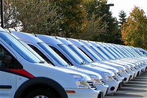 commercial vehicle fleet transport