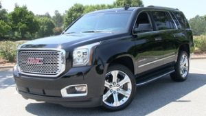 GMC car shipping
